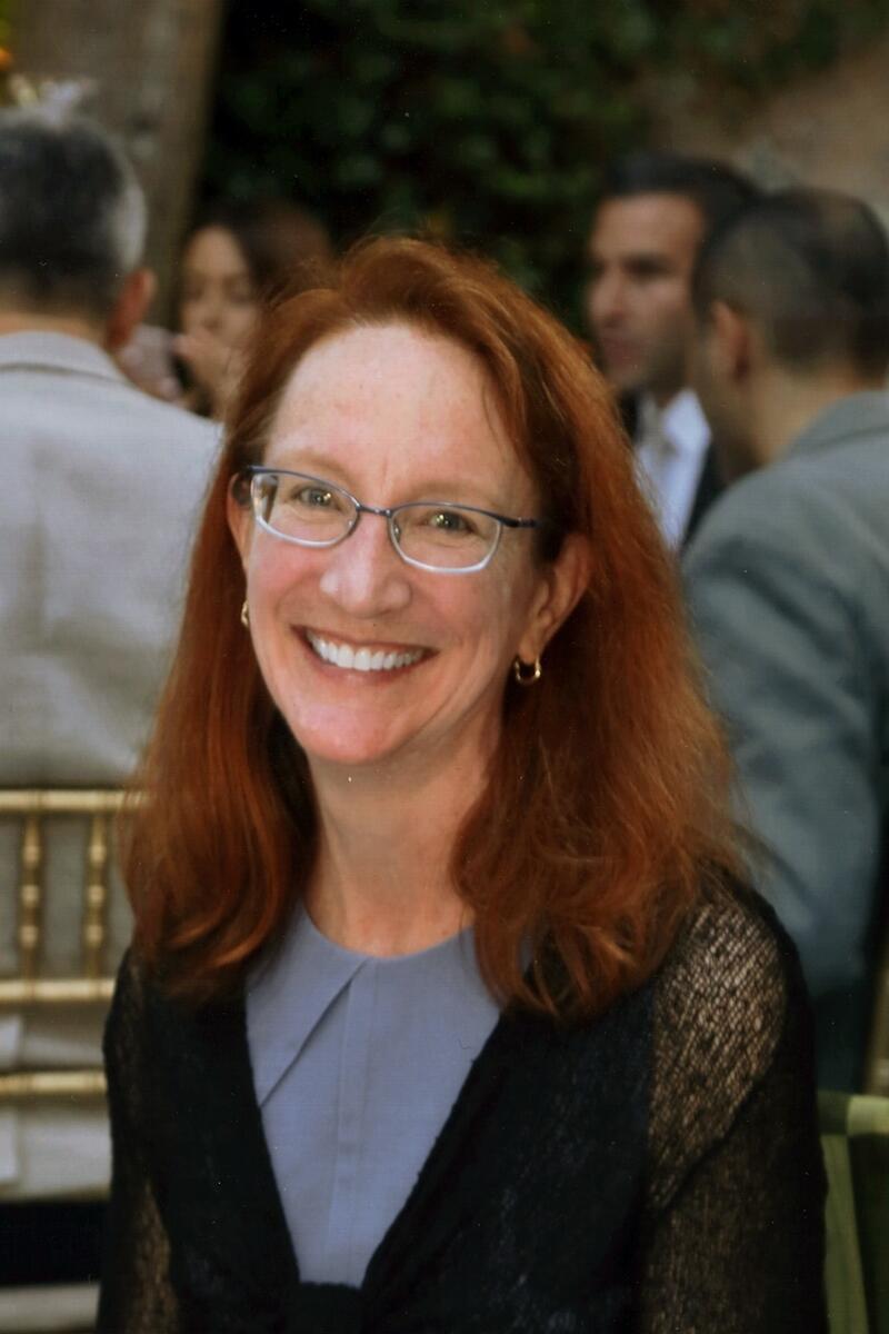 Professor Elspeth Dusinberre